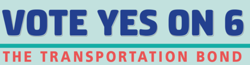 Vote Yes on # 6